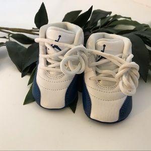 Nike Air Jordon Retro 12 French blue! Size 1C
